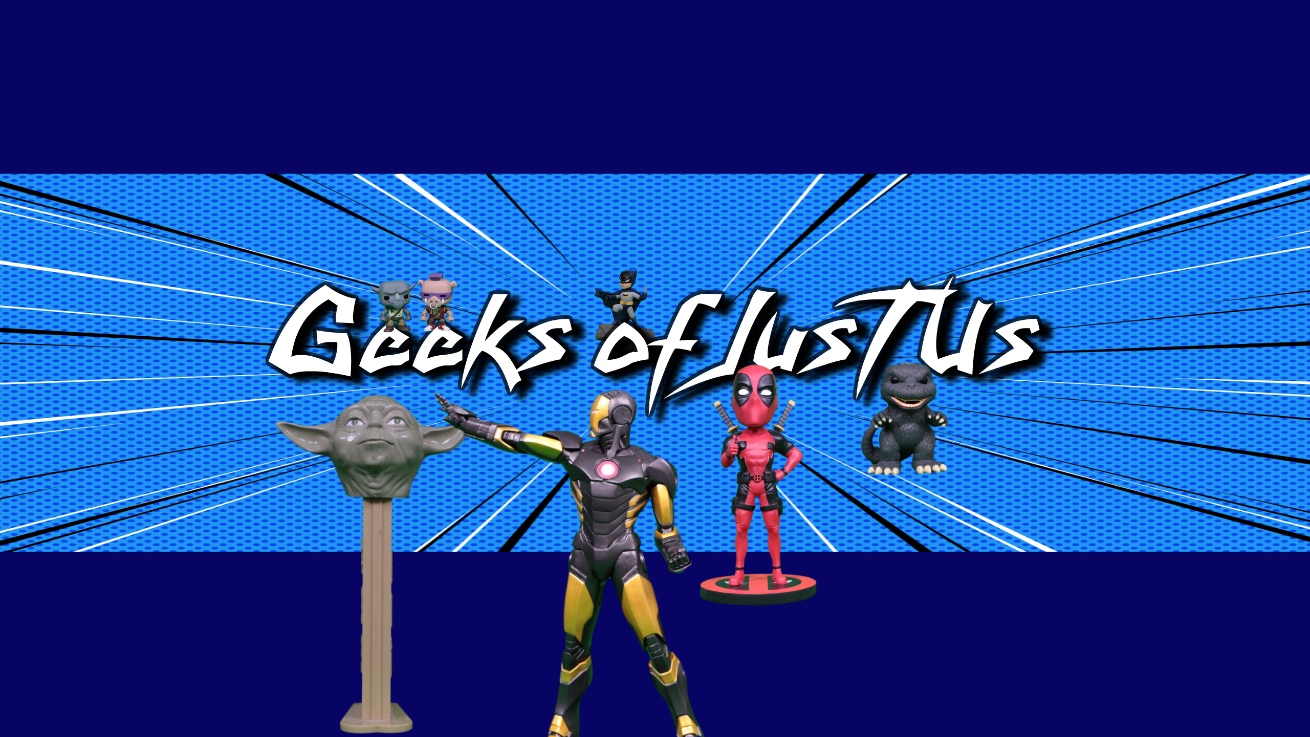 Geeks of Just Us